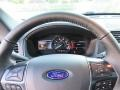 2017 Ford Explorer Ebony Black Interior Gauges Photo