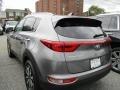 2017 Mineral Silver Kia Sportage EX AWD  photo #5