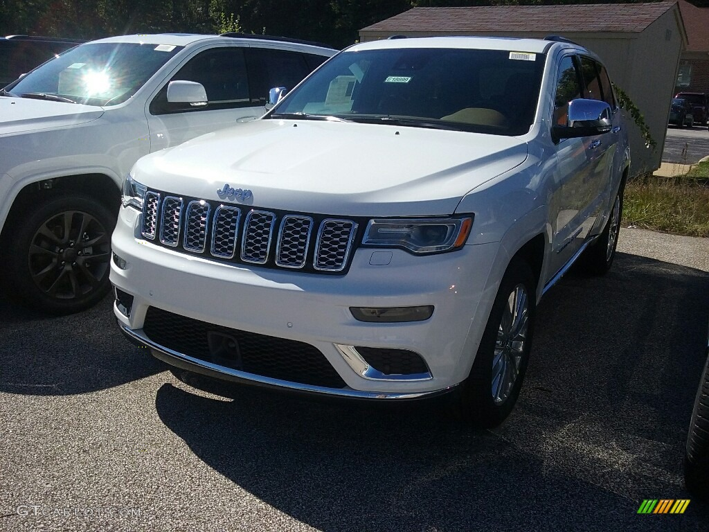 2017 ivory tri coat jeep grand cherokee summit 4x4 - 2017 jeep grand cherokee interior colors ...