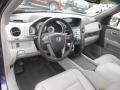 2009 Honda Pilot Gray Interior Interior Photo