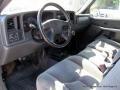 2003 Light Pewter Metallic Chevrolet Silverado 1500 LS Regular Cab 4x4  photo #5