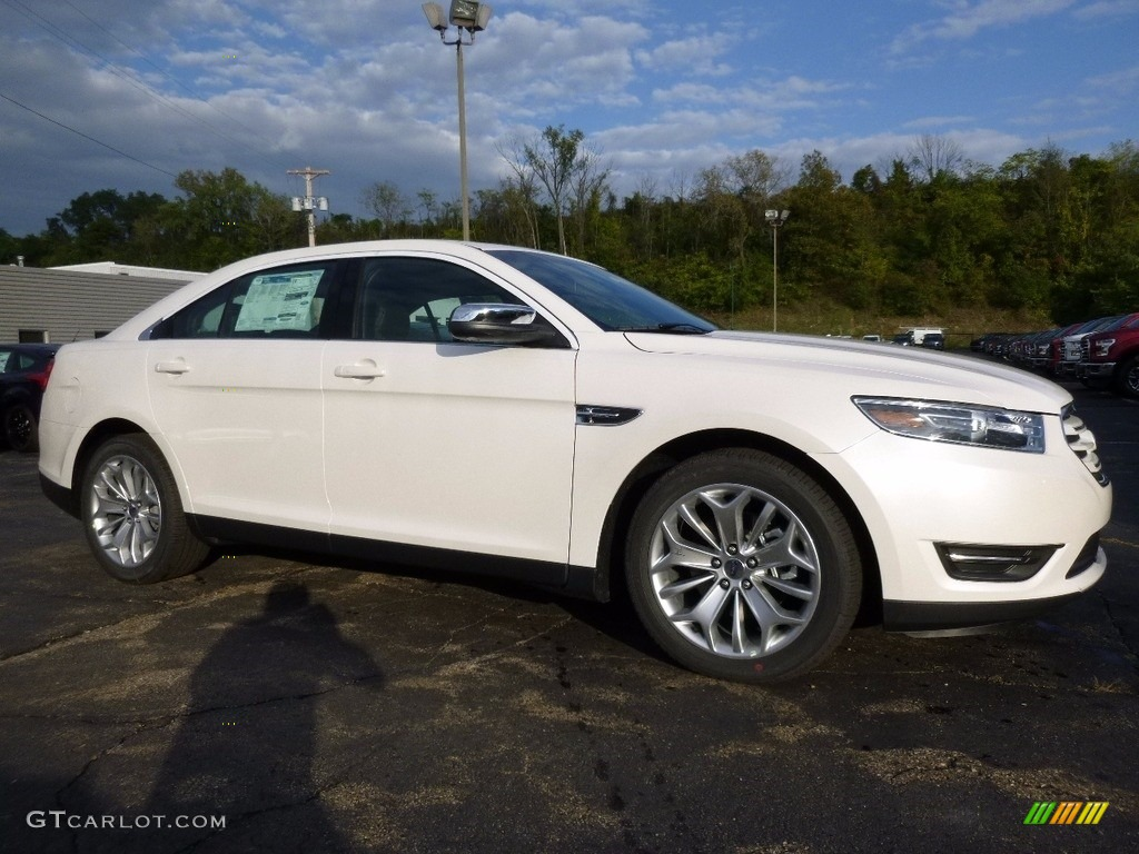 2016 white platinum ford taurus limited awd 116138519 photo 8 car color galleries. Black Bedroom Furniture Sets. Home Design Ideas