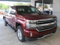 Siren Red Tintcoat - Silverado 1500 High Country Crew Cab 4x4 Photo No. 1