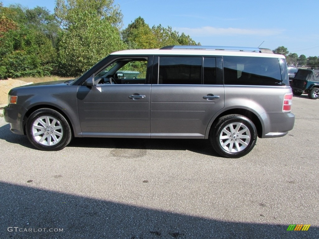 2010 sterling grey metallic ford flex sel 116167580. Black Bedroom Furniture Sets. Home Design Ideas