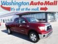 2008 Salsa Red Pearl Toyota Tundra SR5 Double Cab 4x4 #116167335