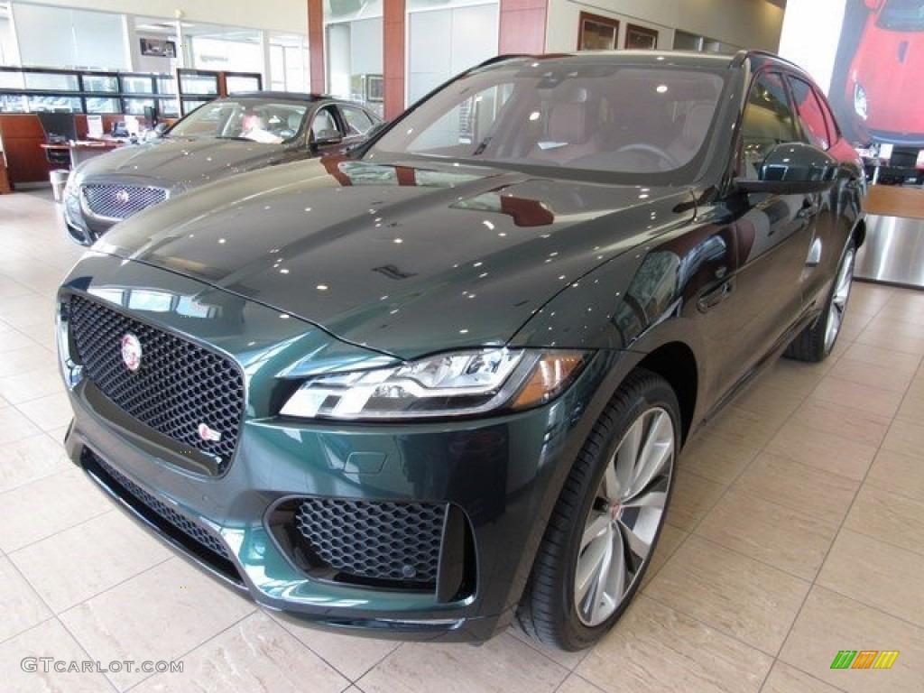 Jaguar Paint Colors