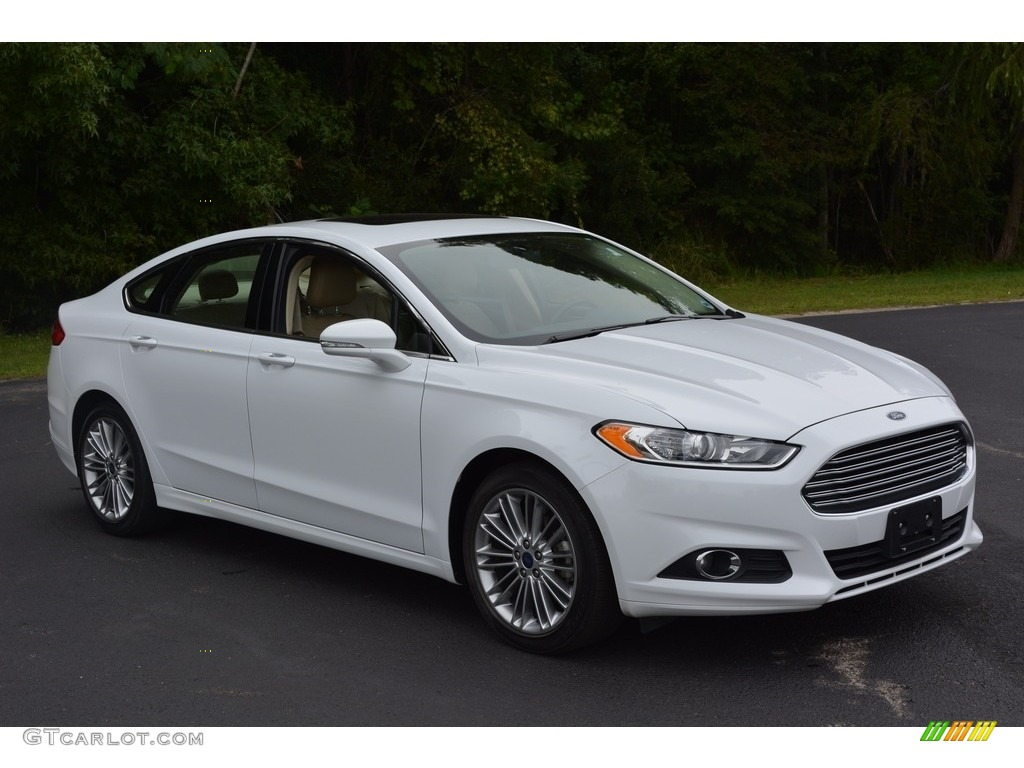 2013 oxford white ford fusion se 1 6 ecoboost 116167481 photo 24 car color. Black Bedroom Furniture Sets. Home Design Ideas