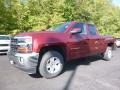 Siren Red Tintcoat - Silverado 1500 LT Double Cab 4x4 Photo No. 1