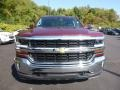 Siren Red Tintcoat - Silverado 1500 LT Double Cab 4x4 Photo No. 2