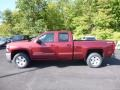 Siren Red Tintcoat - Silverado 1500 LT Double Cab 4x4 Photo No. 8