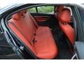 Rear Seat of 2016 3 Series 340i xDrive Sedan