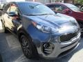 Pacific Blue - Sportage EX Photo No. 1