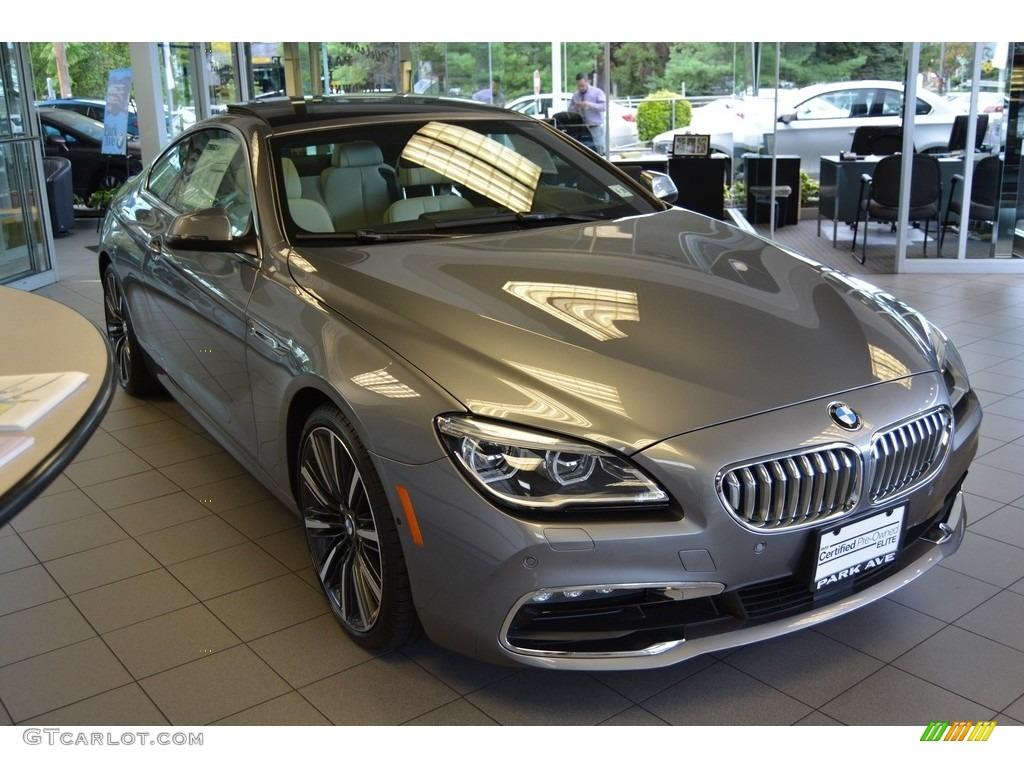 Space Grey Metallic BMW 6 Series