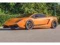 Arancio Borealis (Orange) 2008 Lamborghini Gallardo Superleggera