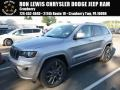 2017 Billet Silver Metallic Jeep Grand Cherokee Limited 75th Annivesary Edition 4x4 #116195622