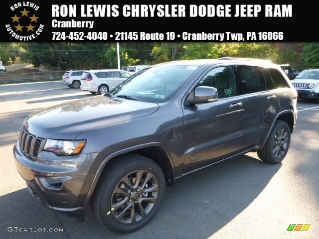 2017 granite crystal metallic jeep grand cherokee limited 75th
