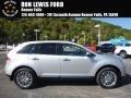 Ingot Silver Metallic 2012 Lincoln MKX AWD