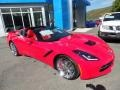 Torch Red 2017 Chevrolet Corvette Stingray Convertible