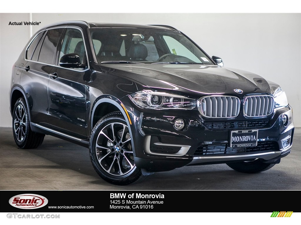 2017 Jet Black Bmw X5 Sdrive35i 116249965 Gtcarlot Com Car Color Galleries