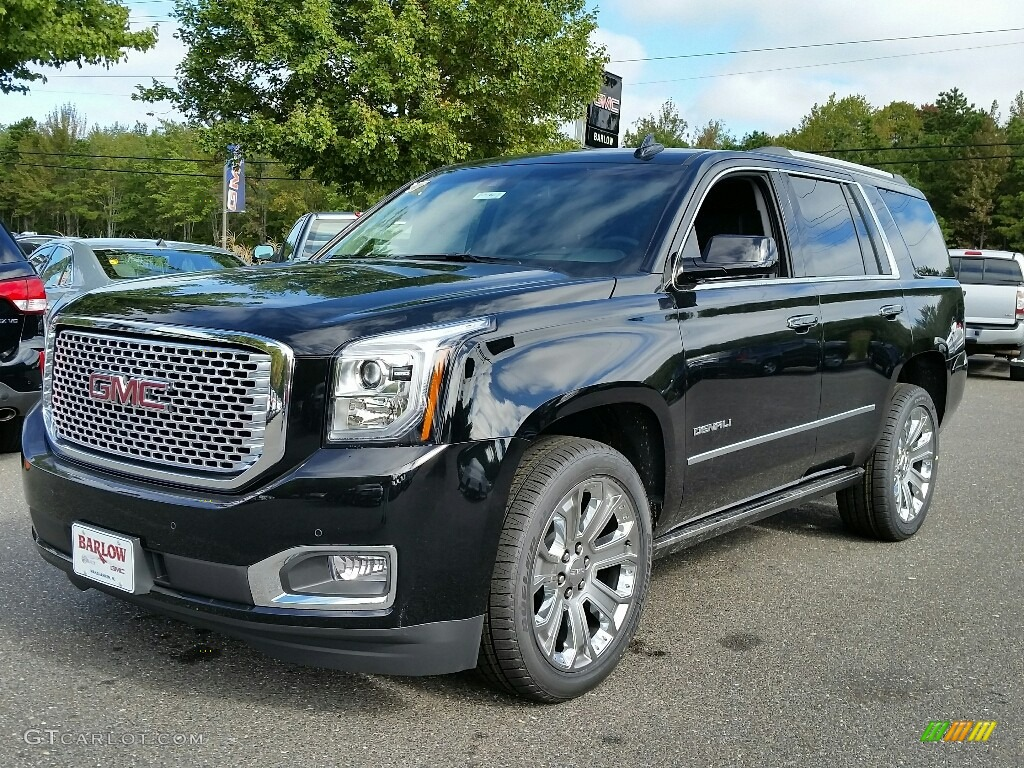 2016 onyx black gmc yukon denali 4wd 116249865 gtcarlot. Black Bedroom Furniture Sets. Home Design Ideas
