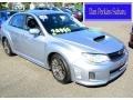 Ice Silver Metallic 2014 Subaru Impreza WRX 4 Door