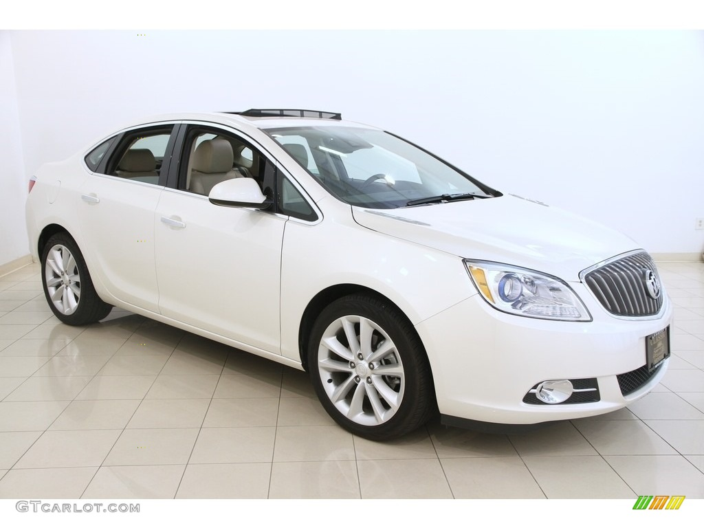 2014 white diamond tricoat buick verano convenience 116314300 photo 7 car. Black Bedroom Furniture Sets. Home Design Ideas