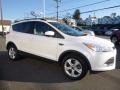 2014 White Platinum Ford Escape SE 2.0L EcoBoost 4WD  photo #3