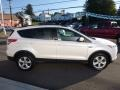 2014 White Platinum Ford Escape SE 2.0L EcoBoost 4WD  photo #4