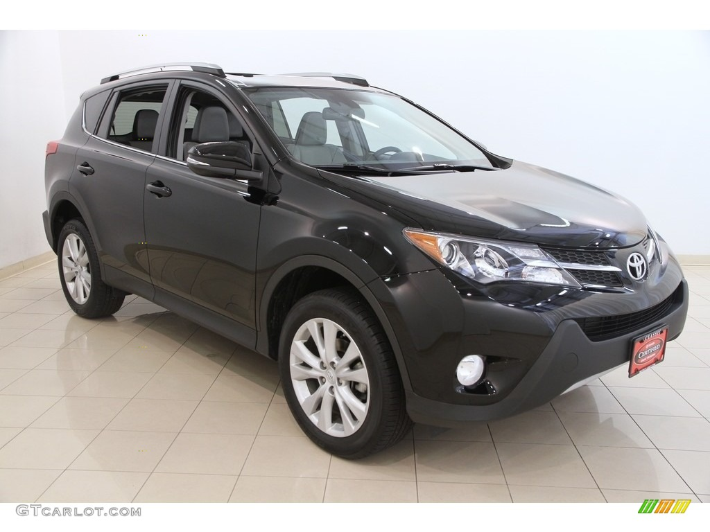 2014 black toyota rav4 limited awd 116314287 gtcarlot. Black Bedroom Furniture Sets. Home Design Ideas