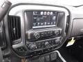 Jet Black Controls Photo for 2017 Chevrolet Silverado 1500 #116325296