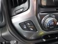Jet Black Controls Photo for 2017 Chevrolet Silverado 1500 #116326004