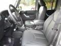 Black Interior Photo for 2017 Jeep Wrangler Unlimited #116362142