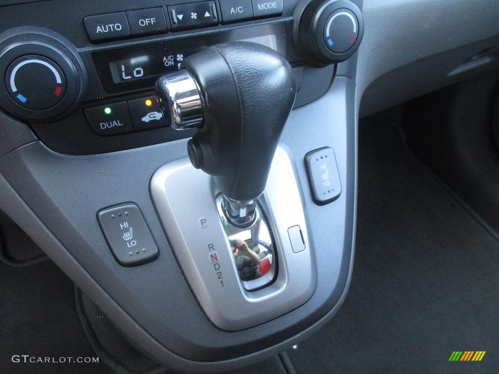 2009 CR-V EX-L 4WD - Tango Red Pearl / Gray photo #12