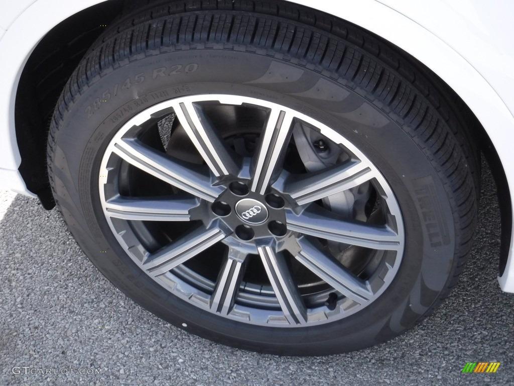 2017 Glacier White Metallic Audi Q7 3 0t Quattro Premium Plus 116369737 Photo 3