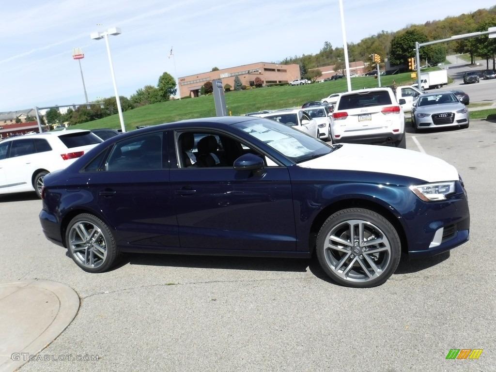 Audi A3 Cosmos Blue