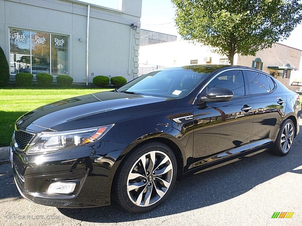 2015 ebony black kia optima sxl turbo 116369932 photo 2 car color galleries. Black Bedroom Furniture Sets. Home Design Ideas
