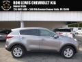 2017 Mineral Silver Kia Sportage LX AWD  photo #1