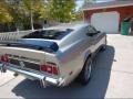 1973 Light Pewter Metallic Ford Mustang Mach 1 Fastback  photo #3