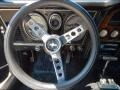 Black Steering Wheel Photo for 1973 Ford Mustang #116382728