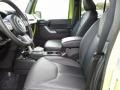 Black Front Seat Photo for 2017 Jeep Wrangler Unlimited #116383247