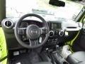 Black Interior Photo for 2017 Jeep Wrangler Unlimited #116383304