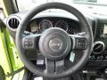 Black Steering Wheel Photo for 2017 Jeep Wrangler Unlimited #116383406