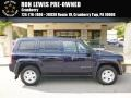 2014 True Blue Pearl Jeep Patriot Sport 4x4 #116412074