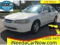 Taffeta White 2000 Honda Accord EX V6 Sedan