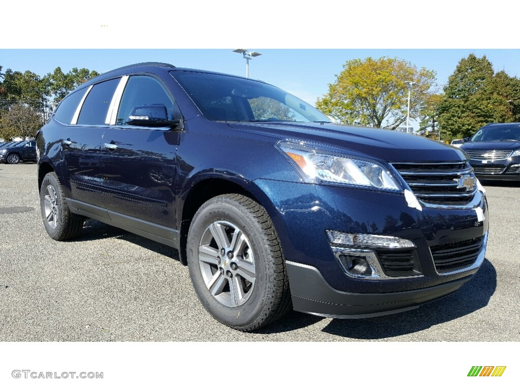 2017 blue velvet metallic chevrolet traverse lt 116412009 photo 2 car color. Black Bedroom Furniture Sets. Home Design Ideas