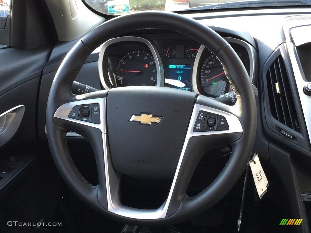 2017 Nightfall Gray Metallic Chevrolet Equinox Lt Awd