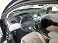 Gray Interior Photo for 2017 Hyundai Sonata #116439751