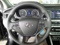 Gray Steering Wheel Photo for 2017 Hyundai Sonata #116440006