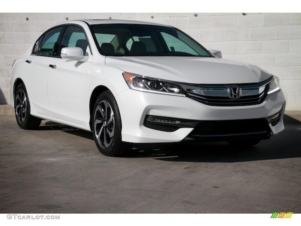 2017 white orchid pearl honda accord ex l v6 sedan for Honda accord ex l v6