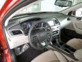 Gray Interior Photo for 2017 Hyundai Sonata #116443180